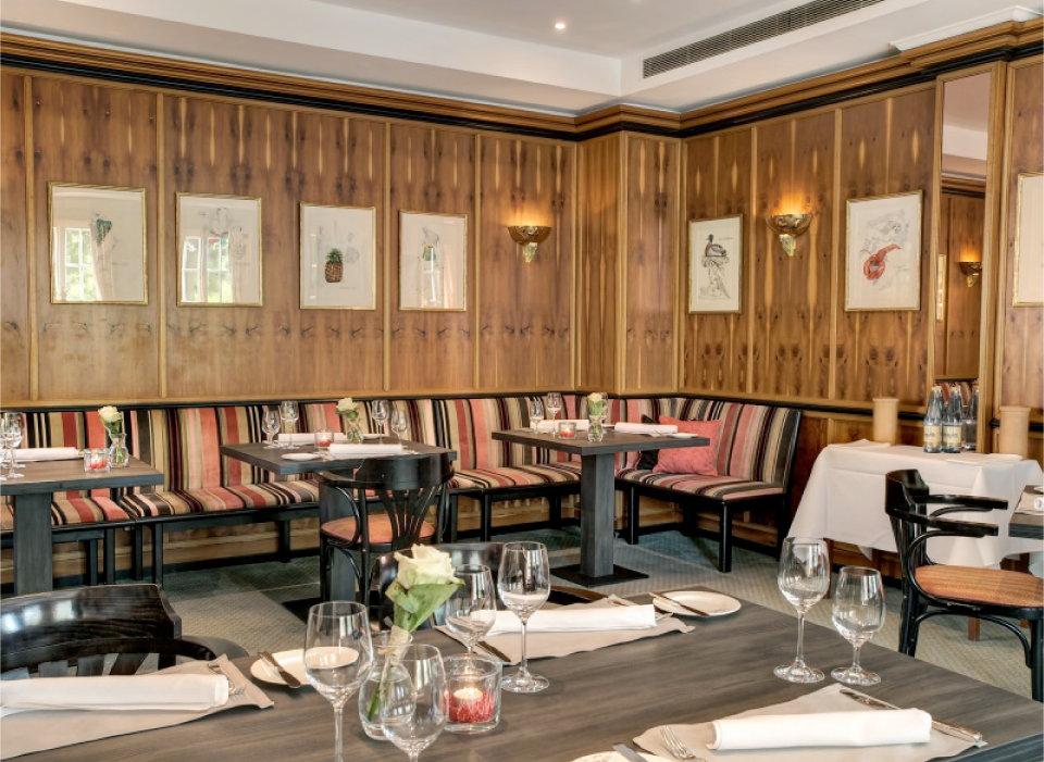 Landhaus landhaus jenischpark hamburg luxury boutique for Boutique hotel hamburg